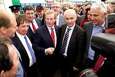 Taoiseach Enda Kenny with the IFA