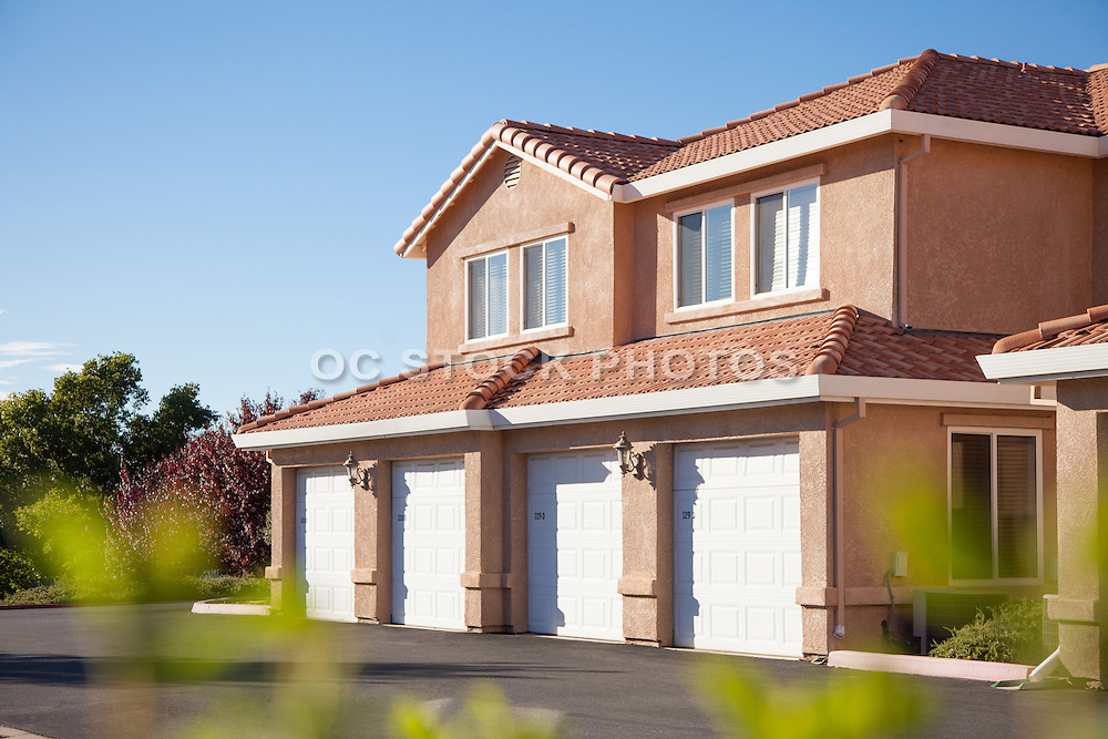 Multi-Story Townhomes in Orange County