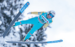 15.12.2017, Gross Titlis Schanze, Engelberg, SUI, FIS Weltcup Ski Sprung, Engelberg, im Bild Daniel Huber (AUT) // Daniel Huber of Austria during Mens FIS Skijumping World Cup at the Gross Titlis Schanze in Engelberg, Switzerland on 2017/12/15. EXPA Pictures © 2017, PhotoCredit: EXPA/JFK