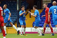 John Rooney. Stockport County 2-1 Kidderminster Harriers. Pre-Season Friendly. 28.9.20