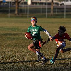 11-02-2020 Newman Flag Football