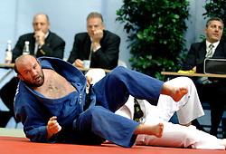 28-05-2006 JUDO: EUROPEES KAMPIOENSCHAP: TAMPERE FINLAND<br /> Tmenov Soslan , Russia<br /> ©2006-WWW.FOTOHOOGENDOORN.NL