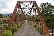 Bridge at Turrialba, Costa Rica