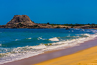 Beach, Yala National Park, Southern Province, Sri Lanka.