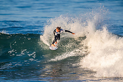 Paige Hareb (NZ) will surf in Round 2 of the 2018 Roxy Pro France after placing third in Heat 2 of Round 1 in Hossegor, France.