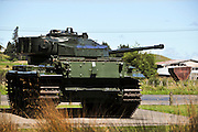 New Zealand, North Island, Waiouru The Queen Elizabeth II Army Memorial Museum