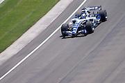 July 2, 2006: Indianapolis Motorspeedway. Nico Rosberg, Williams F1 Team, FW28