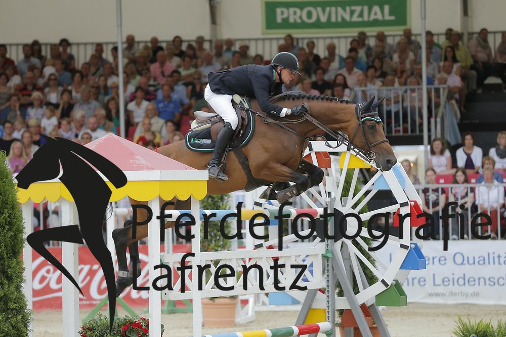 Krieg, Niklas, Carella<br /> Münster - Turnier der Sieger<br /> Grosser Preis<br /> © www.sportfotos-lafrentz.de/ Stefan Lafrentz
