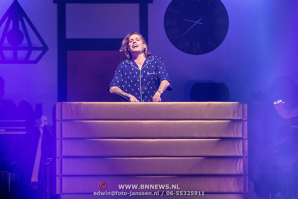 NLD/Amsterdam/20191115 - Chantals Pyjama Party in Ziggo Dome, Tony Junior