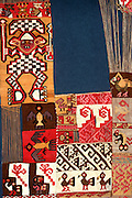 PERU PRECOLUMBIAN Chancay; textile with weaving styles