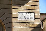 Arles, Provence, France Place De La Republique