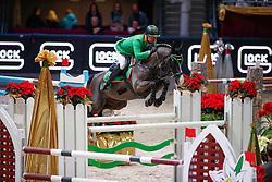 Köfler Dieter, (AUT), Askaban<br /> MEVISTO Amadeus Horse Indoor Salzburg<br /> © Hippo Foto - Stefan Lafrentz<br /> 11-12-2016