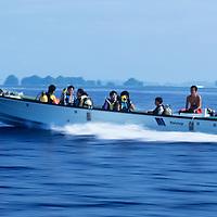 Republic of Palau, Live a board scuba dive operation