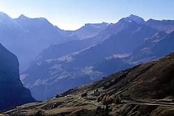 From Kleine Scheidegg