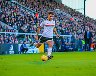 Ryan Fredericks of Fulham during the Sky Bet Championship match at Craven Cottage, London<br /> Picture by Richard Brooks/Focus Images Ltd 07947656233<br /> 02/01/2017