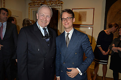 LONDON, ENGLAND 28 NOVEMBER 2016: at a reception to celebrate the publication of The Sovereign Artist by Christopher Le Brun and Wolf Burchard held at the Royal Academy of Art, Piccadilly, London, England. 28 November 2016.