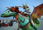 Burning Man 2006 Dragon Lady