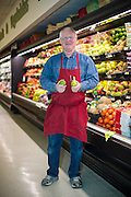 Roy Coy, owner of Roy's Cardinal Foods
