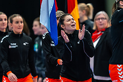 Martine Smeets of Netherlands during the Women's EHF Euro 2020 match between Netherlands and Germany at Sydbank Arena on december 14, 2020 in Kolding, Denmark (Photo by RHF Agency/Ronald Hoogendoorn)