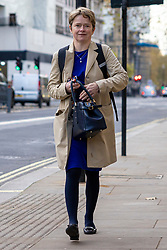 © Licensed to London News Pictures. 13/11/2020. London, UK. Head of NHS Test and Trace DIDO HARDING arrives at Downing Street. Photo credit: Rob Pinney/LNP