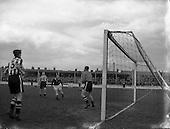 1954 - Soccer: Transport v Cork Athletic at Harold's Cross