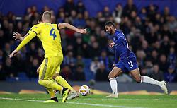 Chelsea's Ruben Loftus-Cheek during the UEFA Europa League, Group L match at Stamford Bridge, London.