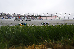 May 6, 2018 - Dover, Delaware, United States of America - Kyle Larson (42) brings his car through the turns during the AAA 400 Drive for Autism at Dover International Speedway in Dover, Delaware. (Credit Image: © Chris Owens Asp Inc/ASP via ZUMA Wire)