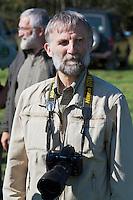 Bieszczady National Park Director, Dr. Tomasz Winnicki, Bukowiec, Poland.
