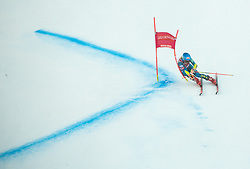 Mikaela Shiffrin (USA) competes during 2nd Run of Ladies' Giant Slalom at 57th Golden Fox event at Audi FIS Ski World Cup 2020/21, on January 16, 2021 in Podkoren, Kranjska Gora, Slovenia. Photo by Vid Ponikvar / Sportida