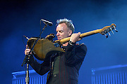 Israel, Ramat Gan Stadium, Sting live on stage June 2006