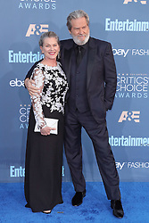 Jeff Bridges, The 22nd Annual Critics Choice Awards at Barker Hangar (Santa Monica, CA.)