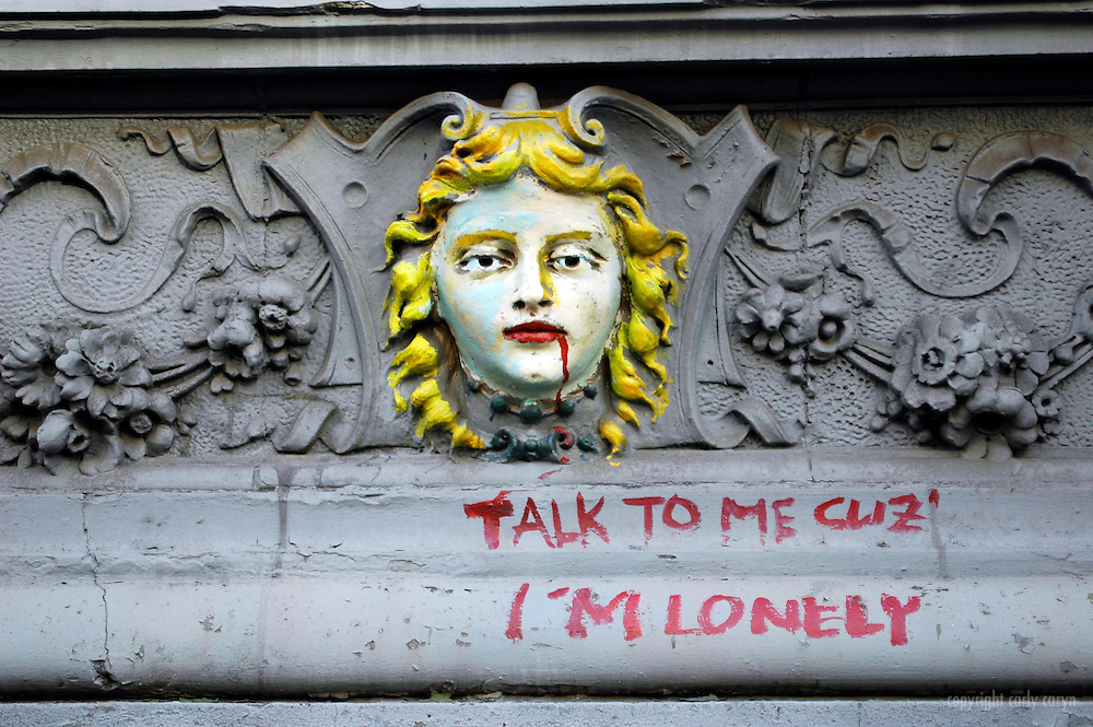 Talk to Me cuz I'm Lonely