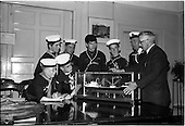 1964 - Sea Scouts at Palgrave Murphy Shipping Ltd.