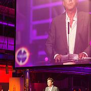 NLD/Amsterdam/20140303 - Uitreiking TV Beelden 2014, John de Mol krijgt Ouvre award