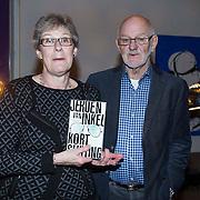 NLD/Amsterdam/20140227 - Boekpresentatie Jeroen van Inkel - Kort Sluiting , Ouders van Jeroen van Inkel