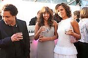 AMANDA CHRICHLOW; Leona Crichlow, Glamour Women of the Year Awards 2011. Berkeley Sq. London. 9 June 2011.<br /> <br />  , -DO NOT ARCHIVE-© Copyright Photograph by Dafydd Jones. 248 Clapham Rd. London SW9 0PZ. Tel 0207 820 0771. www.dafjones.com.