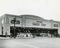 1933 Sunset Cashis King market on Sunset Blvd.