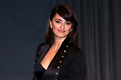 Penelope Cruz attending the Burberry London Fashion Week Show at Makers House, Manette Street, London.