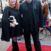 NLD/Amsterdam/20110731 - Premiere circus Hurricane met Hans Klok, Jan Aerntzen en zus Lenny