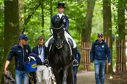 Nilshagen Therese, SWE, Dante Weltino Old<br /> EC Rotterdam 2019<br /> © Hippo Foto - Sharon Vandeput<br /> 19/08/19