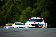 August 4-6, 2011. American Le Mans Series, Mid Ohio. 55 BMW Team RLL, Bill Auberlen, Dirk Werner, BMW M3 GT2