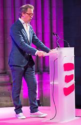Launch of Edinburgh's Hogmanay programme 18 July 2017; Charlie Wood, Owner, Underbelly, helps launch the programme for Edinburgh's Hogmanay festivities at Mansfield Traquair Centre, Edinburgh.<br /> <br /> (c) Chris McCluskie   Edinburgh Elite media