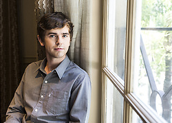 August 7, 2017 - Hollywood, CA, USA - Freddie Highmore  stars in the TV series  The Good Doctor (Credit Image: © Armando Gallo via ZUMA Studio)