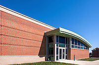 Data Center Exterior image at Fort Detrick in Frederick Maryland by Jeffrey Sauers of Commercial Photographics