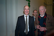 CHARLES SAUMERAZ-SMITH; BILL WOODROW, Mythologies. Haunch of venison. 6 Burlington Gardens. London. 10 March 2009 *** Local Caption *** -DO NOT ARCHIVE-© Copyright Photograph by Dafydd Jones. 248 Clapham Rd. London SW9 0PZ. Tel 0207 820 0771. www.dafjones.com.<br /> CHARLES SAUMERAZ-SMITH; BILL WOODROW, Mythologies. Haunch of venison. 6 Burlington Gardens. London. 10 March 2009