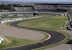 FORMEL 1: GP von Japan, Suzuka, 01.10.2009<br /> Uebersicht der Rennstrecke von Suzuka, Illustration<br /> © pixathlon