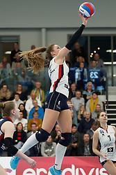 20190131 NED: Semi Final Cup Sliedrecht Sport - Eurosped, Sliedrecht <br />Fleur Savelkoel (6) of Sliedrecht Sport <br />©2019-FotoHoogendoorn.nl / Pim Waslander