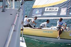 during repechage of the Argo Group Gold Cup 2010. Hamilton, Bermuda. 8 October 2010. Photo: Subzero Images/WMRT