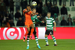 April 30, 2018 - Na - Portimão, 04/28/2017 - Portimonense received this evening the Sporting CP in game to count for the 32nd day of the 1st Liga 2017/2018, in the Municipal Stadium of Portimão. Wellington Carvalho; Petrovic; (Credit Image: © Atlantico Press via ZUMA Wire)