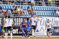 Fotball , 1. juli 2018 , Eliteserien<br /> Sandefjord - Rosenborg<br /> Jacob Rasmussen, Rosenborg<br /> Foto: Christoffer Hansen , Digitalsport